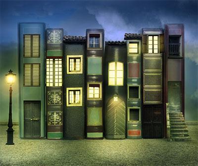 ספרים בבית